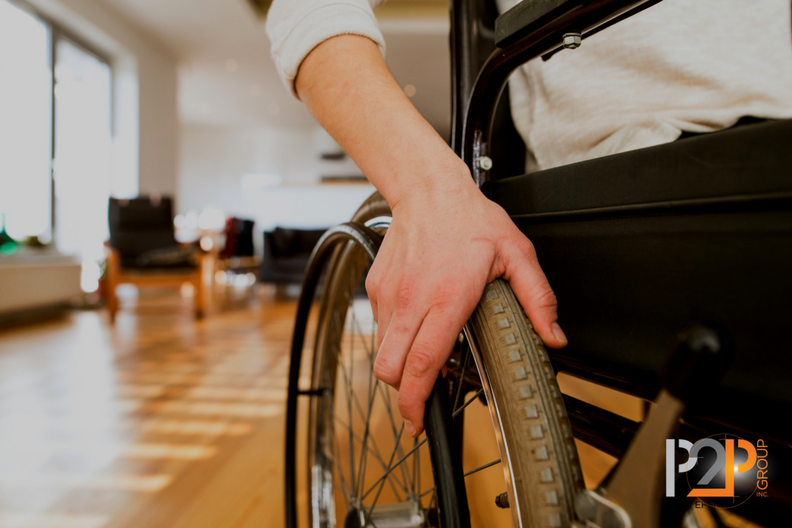 A man in need of disability insurance