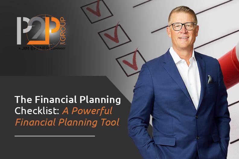 A financial planning checklist
